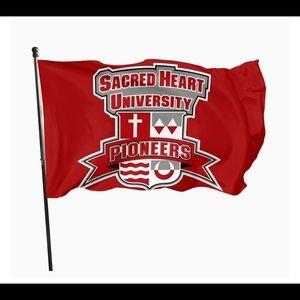 Sacred Heart University Flag